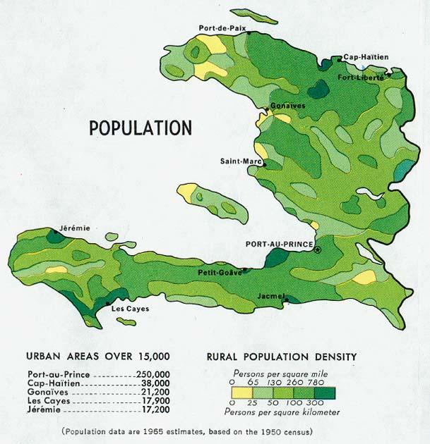 haiti (3k image)